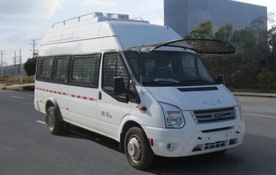 JDF5040XYBJ6型运兵车