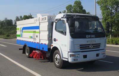 JDF5120TSLE6型扫路车
