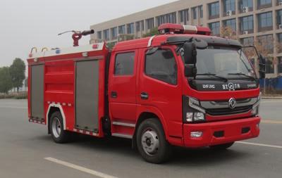 东风国六5吨泡沫消防车