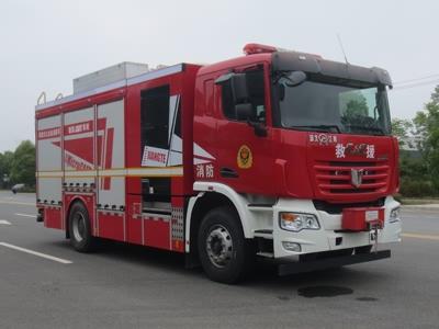 JDF5170GXFAP40型压缩空气泡沫消防车