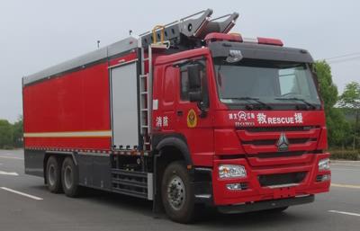 JDF5250TXFDF20/Z5水带敷设消防车