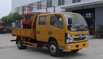 国六东风10米高空作业车