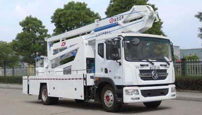国六东风24米高空作业车