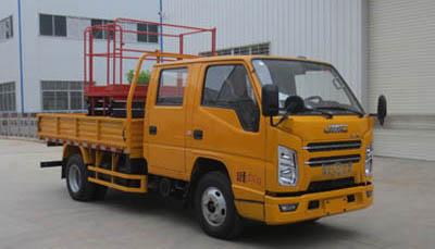 国六江铃10米高空作业车