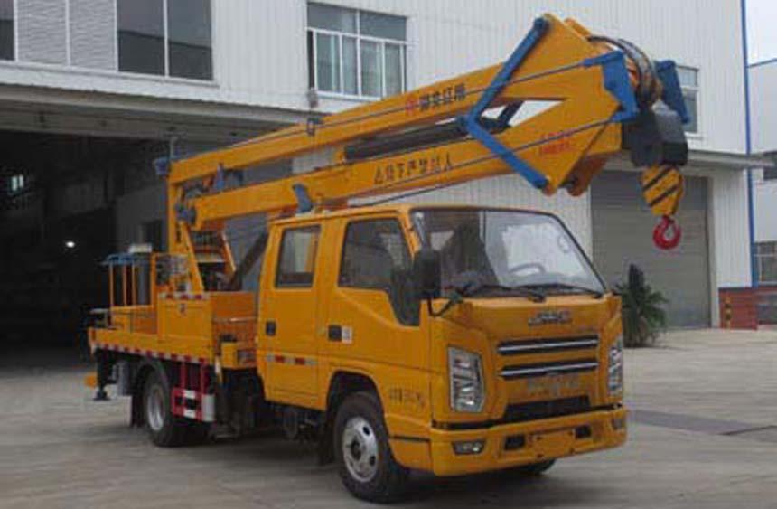 江铃17米高空作业车