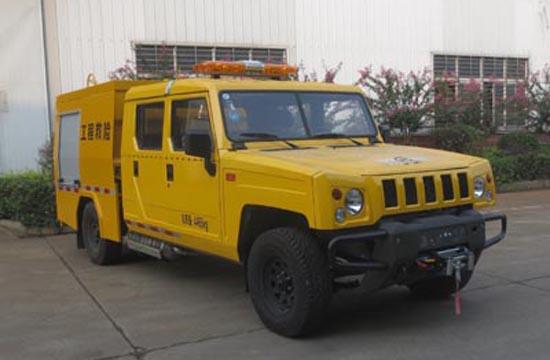 勇士双排救险车