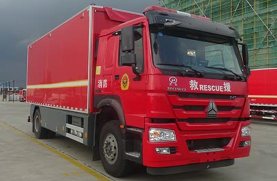 JDF5160TXFQC14型器材消防车